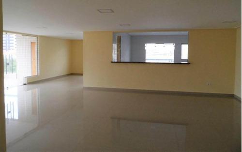 Apartamento - Venda - Guilhermina - Praia Grande - Mgq144