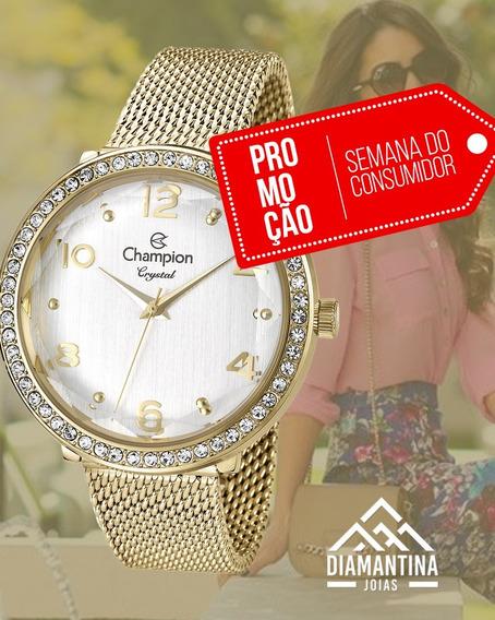 Relógio Feminino Champion Cn27376h