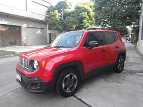 Jeep Renegade 1.8 Sport Manual Igual A 0km *permuto*