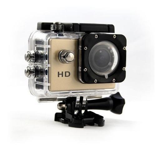 Camera Filmadora Esportiva Dv508n Prova Dagua 720p