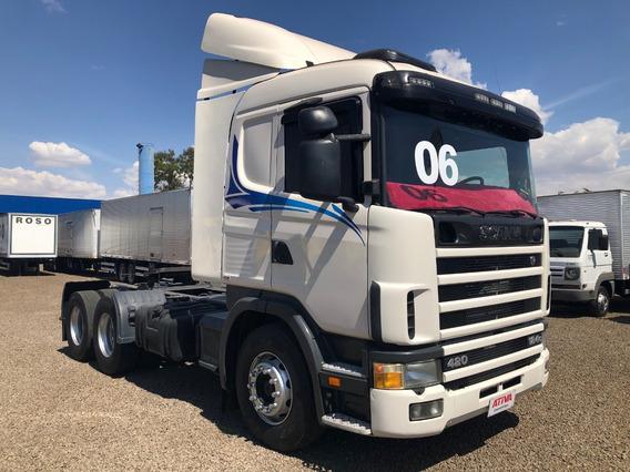 Scania R 124 420 6x2 2005/2006 - Ativa Caminhões