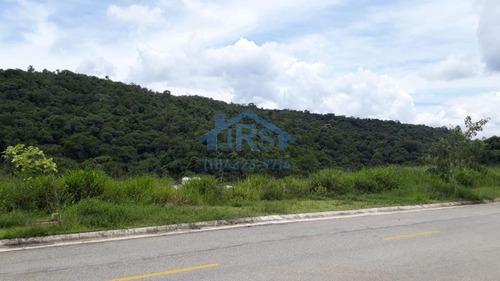 Terreno À Venda, 420 M² Por R$ 471.453,75 - Aldeia Da Serra - Santana De Parnaíba/sp - Te0493