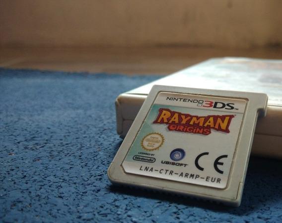 Rayman Origens Nintendo 3ds