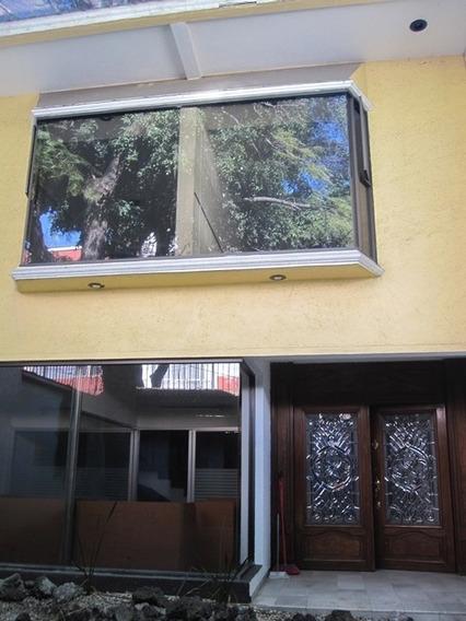 Del Valle.- Rento Casa Adaptada Para Oficina Privada