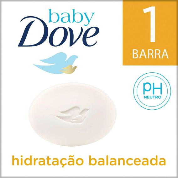 Sabonete Em Barra Hidratação Balanceada Dove Baby 75g