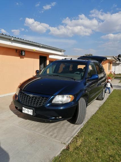Chrysler Voyager Lx At 2001