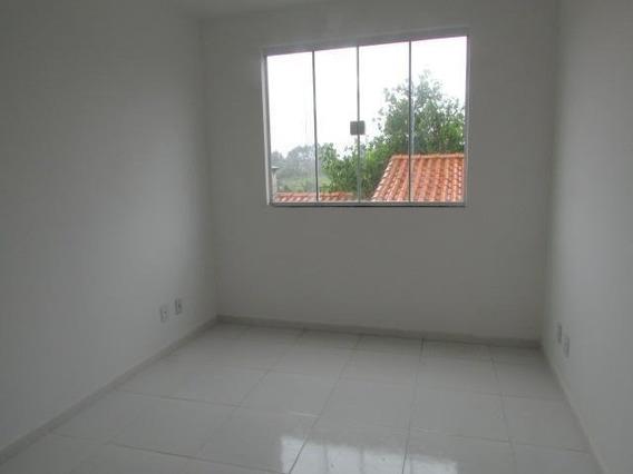 Apartamento Para Venda Em Itaboraí, Centro, 2 Dormitórios, 1 Banheiro, 1 Vaga - Ap001_2-829224