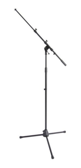 Pedestal On Stage P/ Microfone Euro Boom Ms7701tb - Ac1733