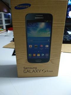 Caja, Galaxy S4 Mini, Samsung, Manual, Usada Y Original