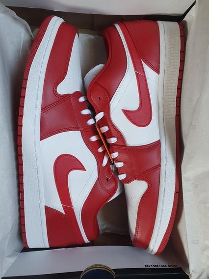Jordan 1 Low Gyn Red