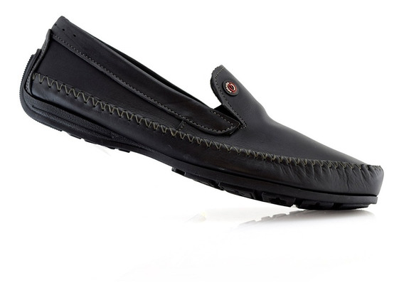 Zapato Mocasín Cuero 540771-02 Pegada Luminares