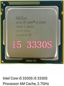 Core I5 - 3330s - 2,7ghz Com 6mb