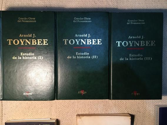 Arnold J. Toynbee - Estudio De La Historia (espanhol) - 3vol