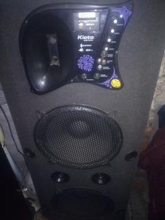Bafle Potente Kioto 7000 Bluetooth