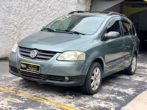 Volkswagen Spacefox 1.6 2009 Completa