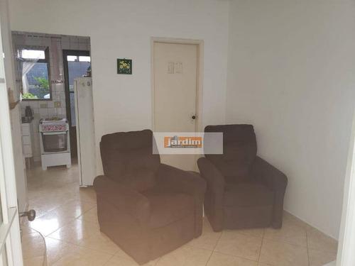 Sobrado Com 1 Dormitório À Venda, 56 M² Por R$ 210.000,00 - Centro - Mongaguá/sp - So2683