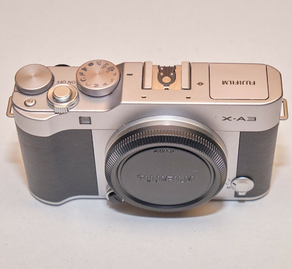 Fujifilm X-a3 24.2 Mp - Somente Corpo - Conservadíssima