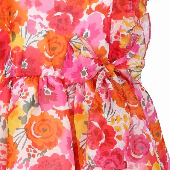 Vestido De Flores(26013)