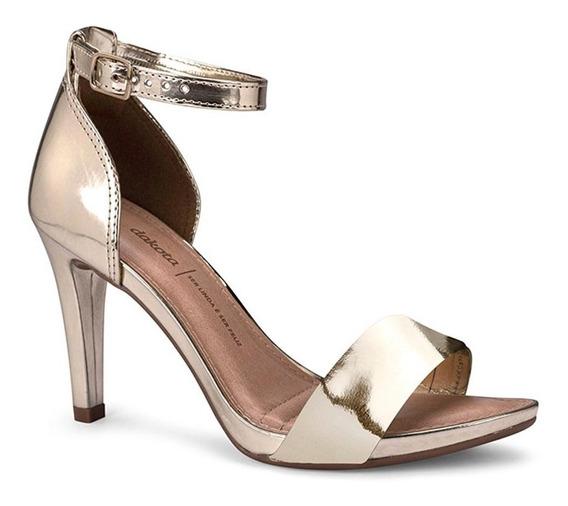 Sandália Dakota Salto Fino 9,3cm Z5631 Lançamento