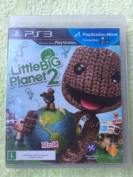 Little Big Planet 2 Ps3 Frete Gratis