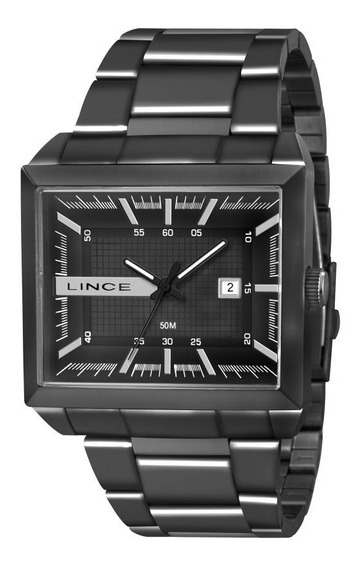 Relógio Lince Mqn4267s-p1px - Preto