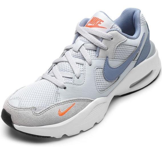 Tênis Nike Sportswear Air Max Fusion Cinza