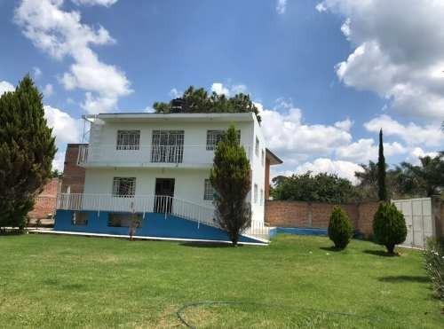 Casa De Campo En El Fraccionamiento Las Tortugas
