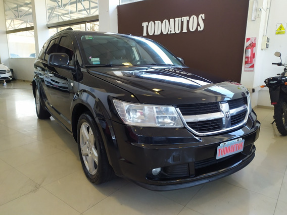 Dodge Journey R/t 2.7 Nafta Automatica Año 2011 Color Negra