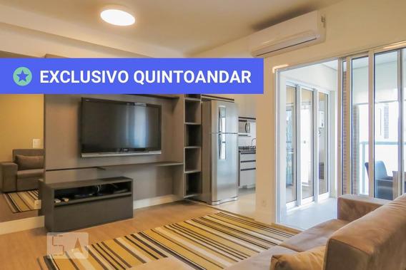 Apartamento No 6º Andar Com 2 Dormitórios E 1 Garagem - Id: 892958542 - 258542
