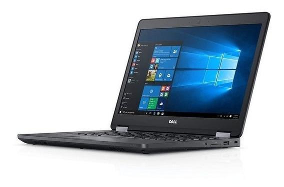 Notebook Dell Latitude E5470 Core I5-6300u 16gb Ssd 240gb
