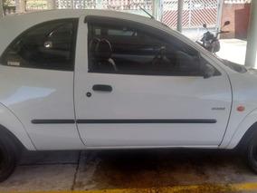 Ford Ka 1999 - 2 Portas Branco Direção Hidráulica.1.0