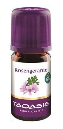 Geranio. Aceite Esencial Puro. Orgánico. Taoasis. 5ml