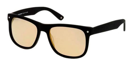 Lentes In Style Gm02 Polarizado Negro