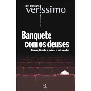 Banquete Com Os Deuses Cinema Literatura Musica Outras Artes