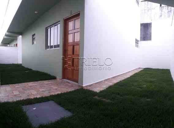 Venda-casa Em Condominio 46 M² - 02 Dorms- 01 Vaga-vila Sao Paulo-mogi Das Cruzes-sp - V-2851
