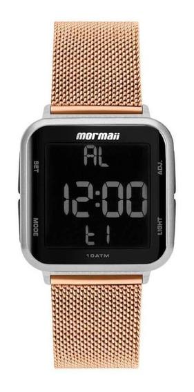 Relógio Mormaii Lab Digi Mo6600ak/8j Nf + Garantia