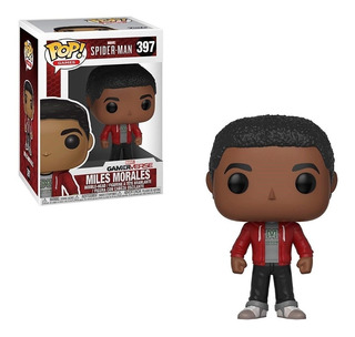 Funko Pop : Marvel Spider-man - Miles Morales #397