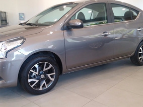 Nissan Versa 1.6 Exclusive At 2018 4