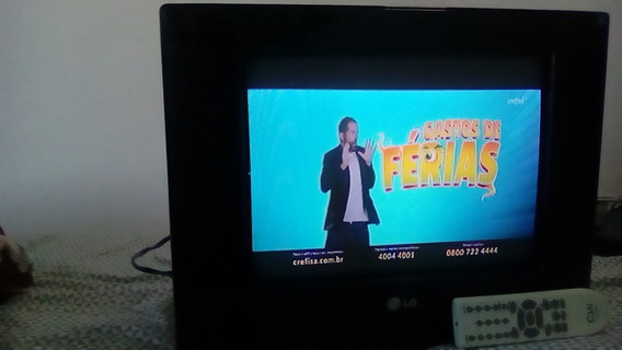 Tv Lg Ultra Slim - 14polegadas