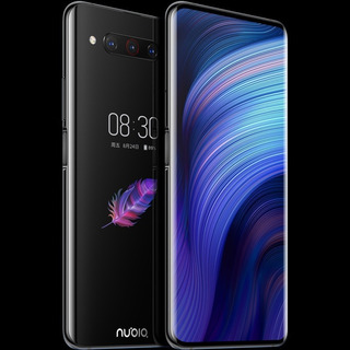 Smartphone Nubia Z20 Tela Dupla 4000mah 48mp