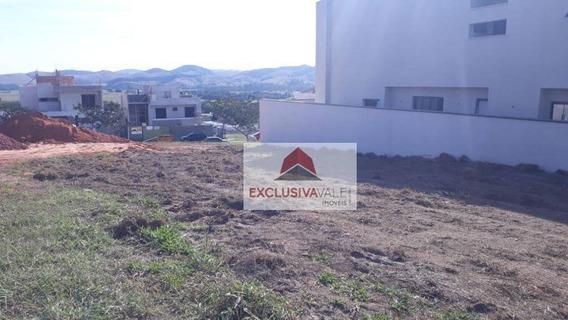Terreno À Venda, 502 M² Por R$ 460.000 - Condomínio Residencial Alphaville - Urbanova - Te0434