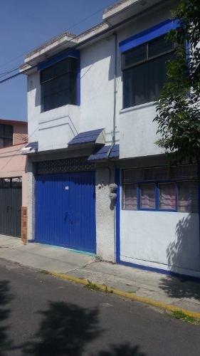 Rcv - 1827. Casa En Venta Colonia San Juan De Aragón Segunda Sección En Gustavo A. Madero