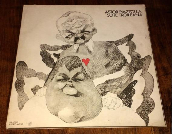 Astor Piazzolla Suite Troileana Disco Vinilo Lp