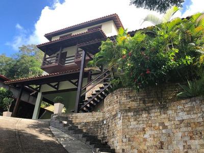 Casa Em Santo Antônio, Niterói/rj De 300m² 4 Quartos Para Locação R$ 4.000,00/mes - Ca198643