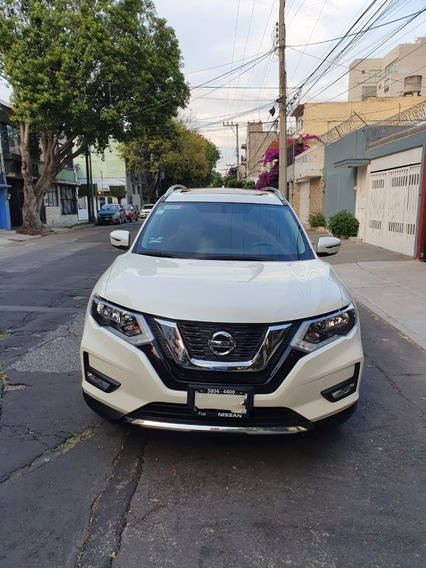 Nissan X-trail 2.5 Advance 3 Row Cvt 2018