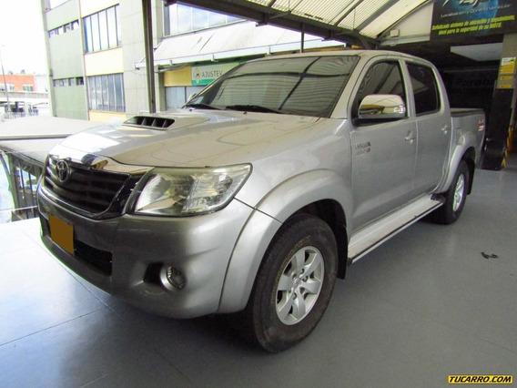 Toyota Hilux Mt 3000 4x4 Dsl