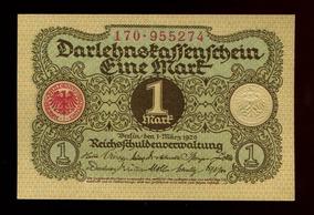 Cédula Da Alemanha - De 1920 - Fe - Frete Grátis - L.446