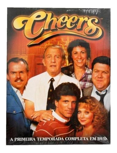 Dvd Box Cheers 1ª Temporada 4 Discos Original