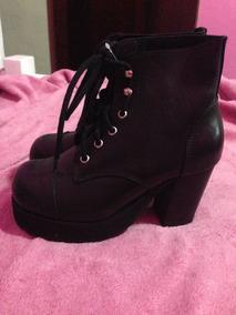 a435f38e5f Coturno Vilela Boots Shoes - Calçados
