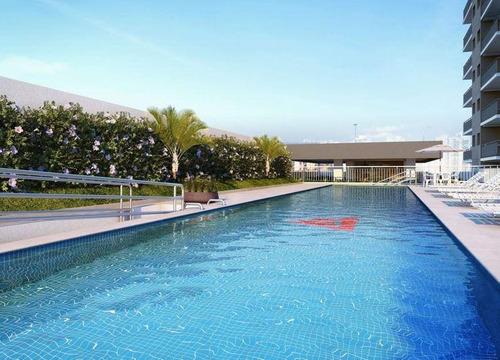 Apartamento À Venda, 60 M² Por R$ 502.223,12 - Interlagos - São Paulo/sp - Ap8644